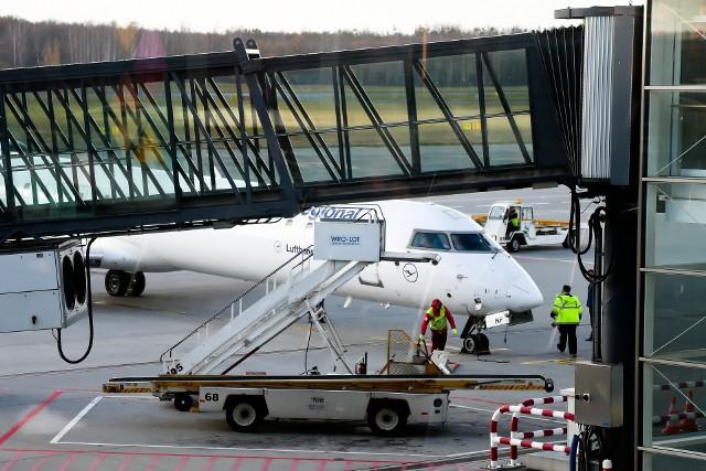 Z wrocławskiego lotniska polecimy teraz do Amsterdamu