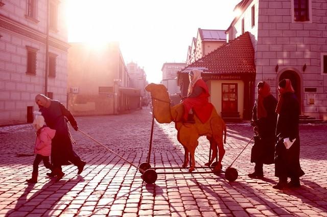 Niedzielna zapowiedź Orszaku Trzech Króli, który przejdzie przez Poznań 6 stycznia