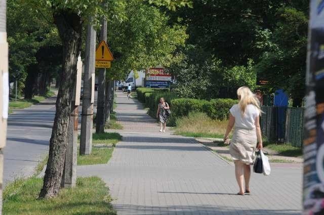 Ulica Grunwaldzka do tekstu S. SpandowskiegoUlica Grunwaldzka do tekstu S. Spandowskiego