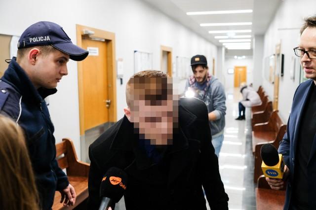 Adam Z. po raz pierwszy usiadł na ławie oskarżonych na sali rozpraw