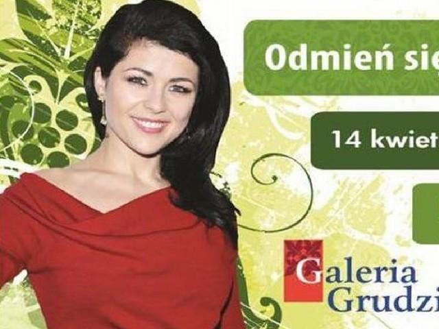 Katarzyna Cichopek będzie opowiadała o modzie w Grudziądzu