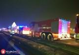 Tragiczny wypadek na A4. Kierowcy blokowali pas awaryjny, zawracali i jechali pod prąd