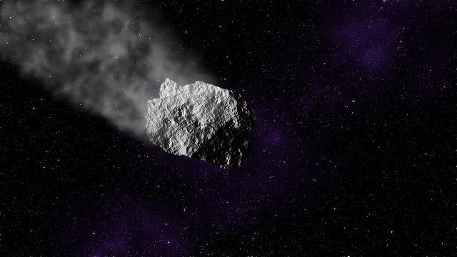 Asteroida 2012 tc4 zbliża się do Ziemi.