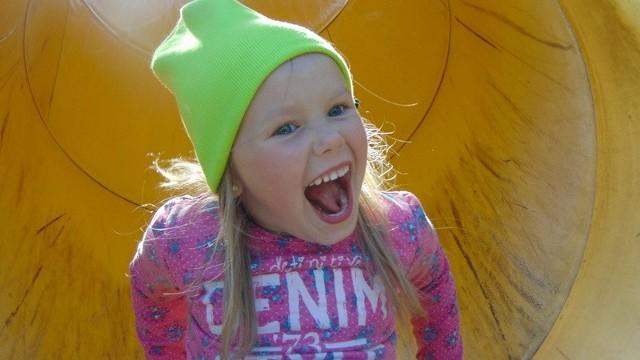 Oksana Stasiak z Siedlnicy w gminie Wschowa ma cztery lata. To jedna z kandydatek do tytułu Miss Karnawału 2017