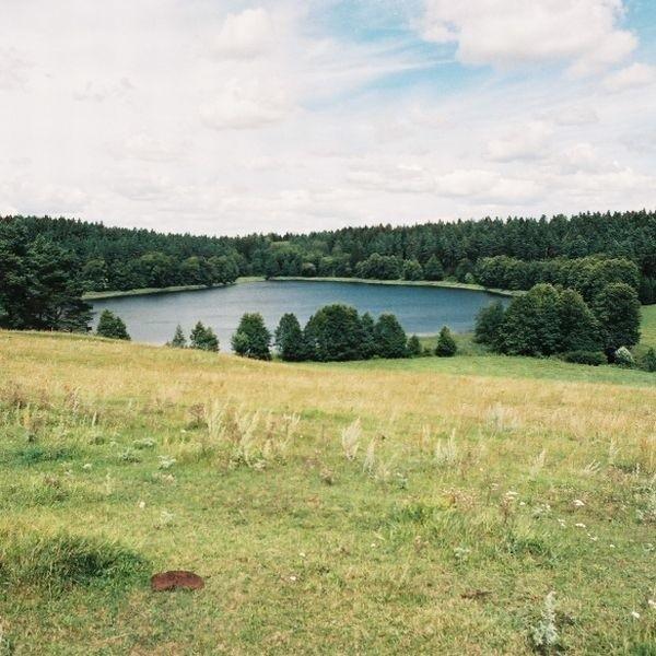 Niewilki akwen położony na ciągu rzeki Rospudy