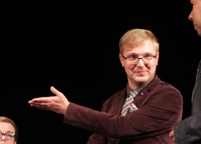 Adrian Domanowski pokieruje Teatrem Impresaryjnym do czasu wyboru nowego dyrektora.