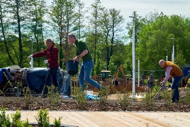 W Sławkowie w Parku Doliny Białej Przemszy pojawią się wkrótce łąki kwietne Zobacz kolejne zdjęcia/plansze. Przesuwaj zdjęcia w prawo - naciśnij strzałkę lub przycisk NASTĘPNE