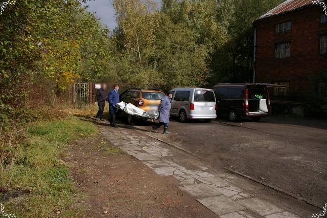 Tym razem ciało mężczyzny na cegielni znalazł dzielnicowy, który patrolował teren