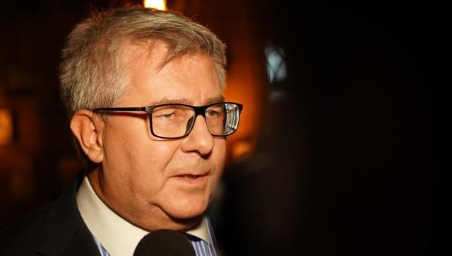 Ryszard Czarnecki: Ostrzelano moje biuro europoselskie w Nowym Dworze Mazowieckim