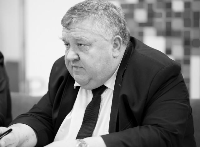 Podlaski Zarząd Dróg Wojewódzkich: Józef Sulima nie żyje