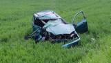 Zmarł 19-latek ranny w wypadku pod Rożniątowem. Pozostali poszkodowani przebywają w szpitalach