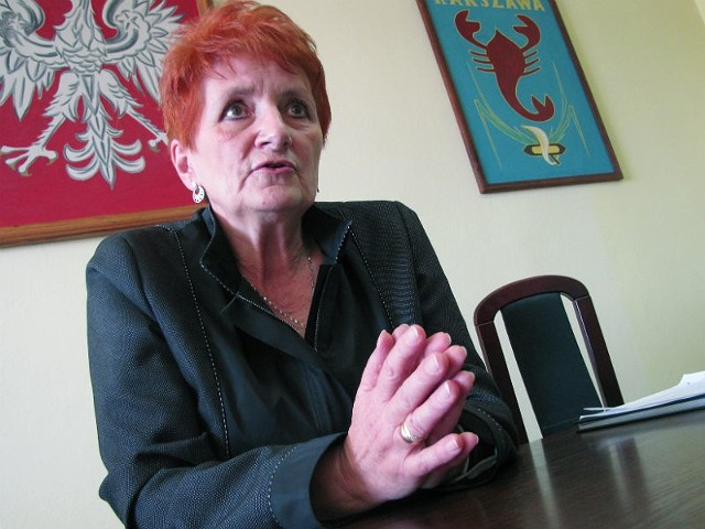 Nigdy nie byłam przeciwna przejęciu tej szkoły  – mówi Maria Kula, wójt Rakszawy.