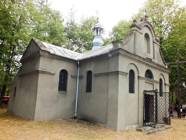W niedzielę będzie odpust na Świętego Rocha, przy kaplicy tego patrona, na górze Świętego Rocha.