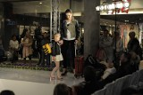 Aleksandra Kwaśniewska na pokazie mody w Bydgoszczy [zdjęcia]