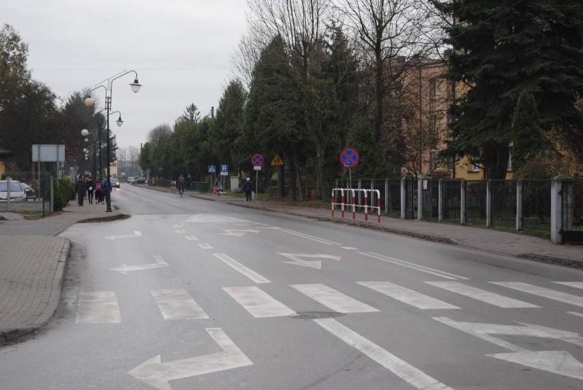 Tak wygląda ulica Wiśniowa po remoncie
