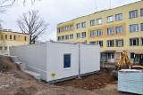 Szpital w Żninie: To tu będzie masowy punkt szczepień [zdjęcia, wideo]