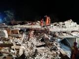 Wybuch gazu we Włodzimierzowie. Strażacy wydobyli spod gruzów rannego mężczyznę ZDJĘCIA, NOWE FAKTY