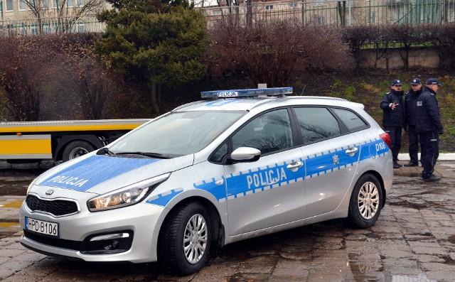 Do wypadku doszło w niedzielę na ul. Kunickiego w Lublinie po godz. 20.00