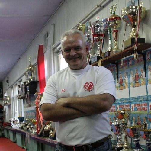 45-letni Tomasz Grąbczewski ma na swoim koncie wiele sukcesów - jako zawodnik i trener.