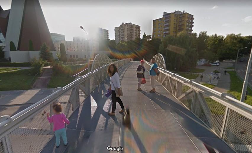 Sprawdzaliśmy, co uwieczniło Google Street View w Lublinie