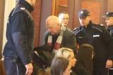Wyrok 25 lat dla prezydenta Zabrza za zabójstwo wierzyciela. Jerzy Gołubowicz podciął mu gardło