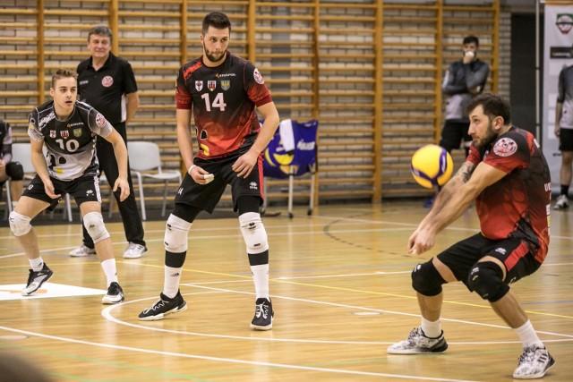 Mickiewicz Kluczbork wrócił do gry po długiej przerwie.