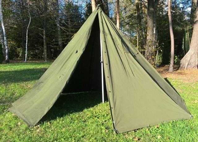 W ofercie sklepu internetowego AMW pojawił się m.in taki namiot