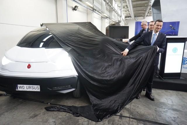 W piątek odsłonięto prototyp samochodu tworzonego przez Ursusa i HCP