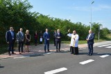 Ulica Koszarowa w Sulechowie i droga w Kijach gotowe. Nie tylko kierowcy zadowoleni