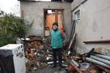 Spłonął dom znanego w regionie harcmistrza. Mieszkańcy Skwierzyny, przyjaciele, lubuscy harcerze już pomagają w odbudowie