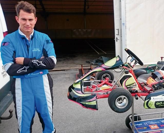 Tor w Proszówkach testował już Mateusz Rzucidło, wielokrotny mistrz Polski w zawodach kartingowych. Spodobał mu się bardzo
