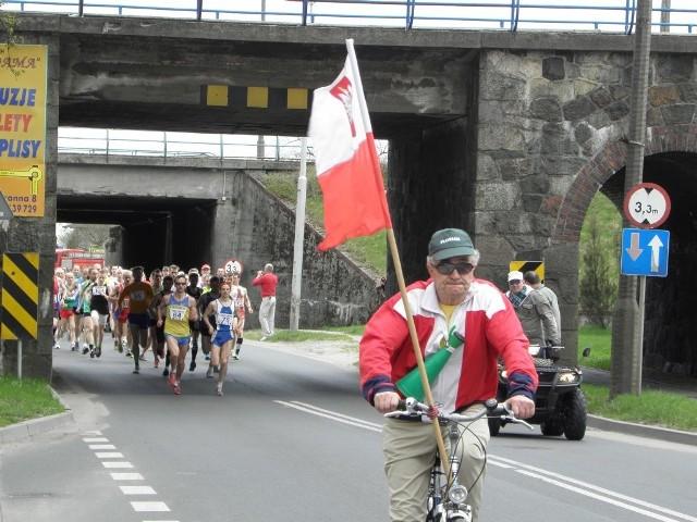 Biegi strażackie co roku gromadzą pasjonatów biegania