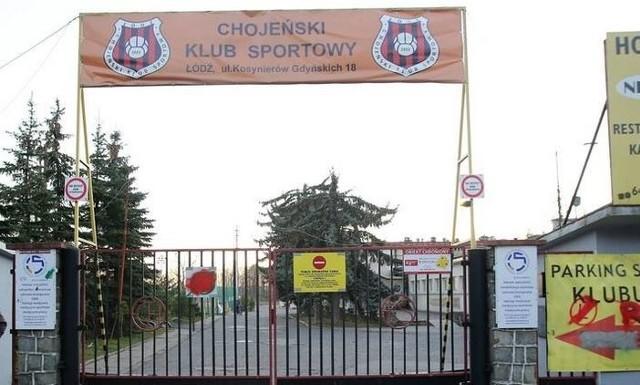 Do bójki doszło na terenie Chojeńskiego Klubu Sportowego