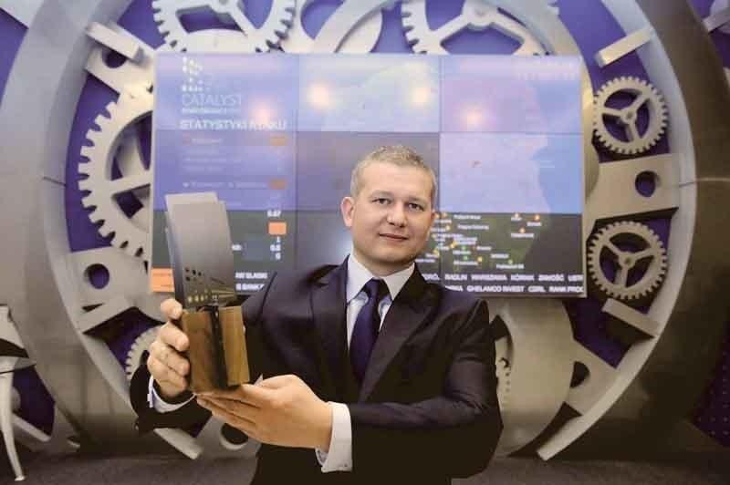 Marka S.A. pierwszą białostocką spółką na Catalyst