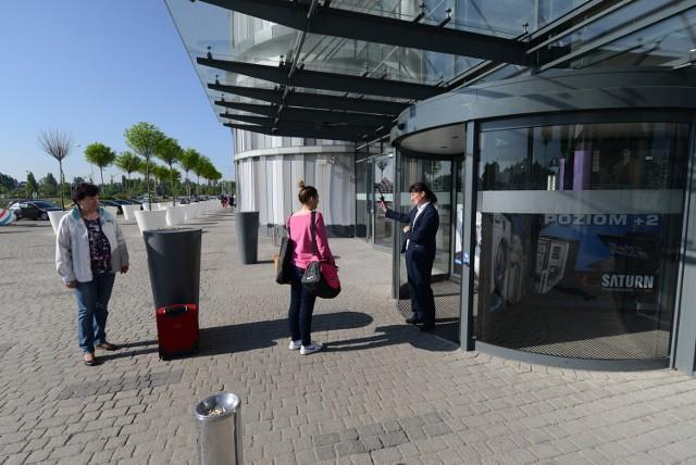 Poznań City Center - galeria znów otwarta