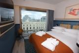 Pokoje z widokiem na Pałac Poznańskich. Łódzki Hotel Puro oficjalnie otwarty [zdjęcia]