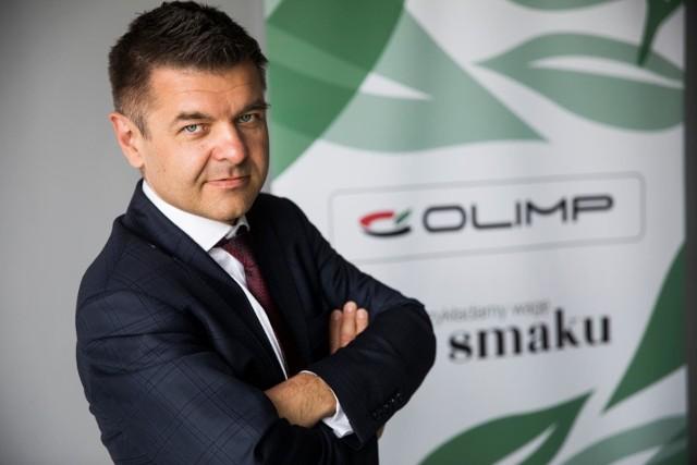 Piotr Niemiec, właściciel sieci gastronomicznej Olimp