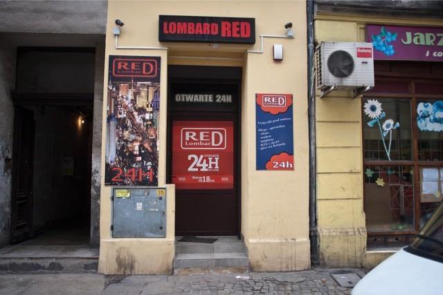 """Czy sąd uwierzy, że w tym """"lombardzie"""" przy ul. Prądzyńskiego sprzedawano środki do czyszczenia?"""