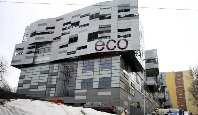Interbud-Lublin odpowiada m.in. za dokończenie budowy Ecotech-Complex przy ul. Głębokiej.