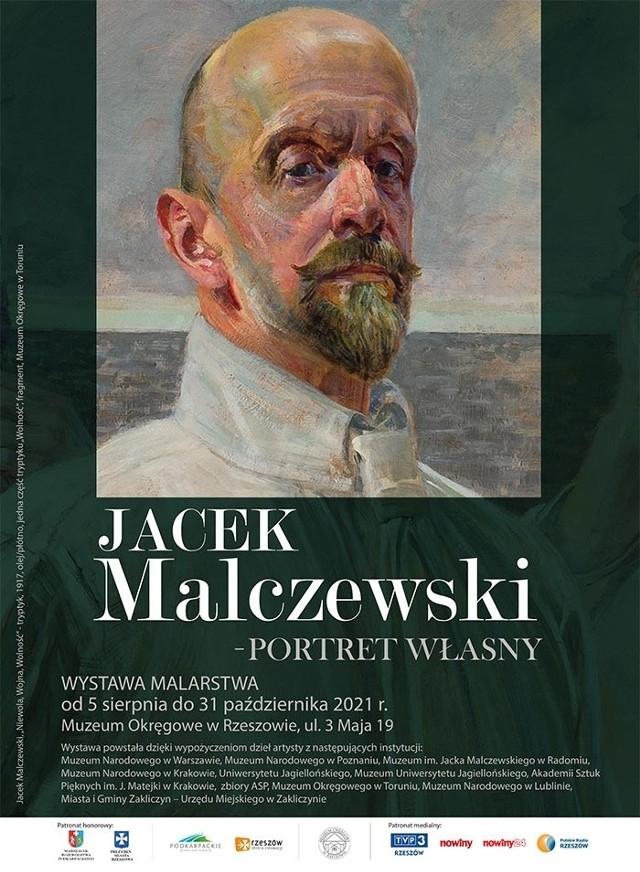 """Wystawa """"Jacek Malczewski - portret własny"""" prezentuje bardzo interesujący, wyjątkowy, wręcz fascynujący motyw z wielkiej spuścizny Jacka Malczewskiego i niezwykle zajmujący zbiór dzieł artysty"""