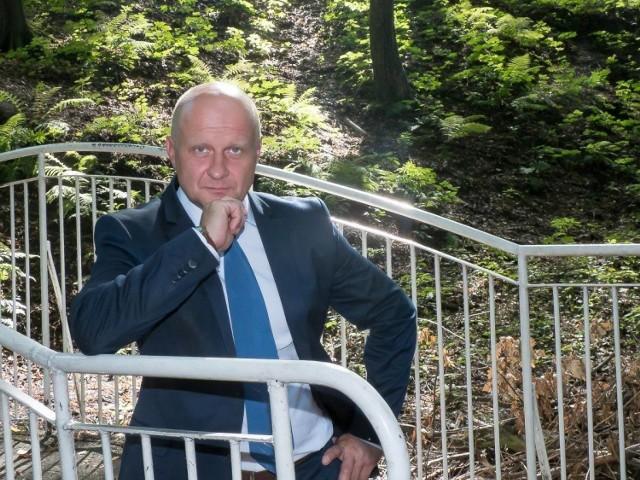 Jarosław Ligas kandyduje na prezydenta Jastrzębia-Zdroju z ramienia SLD