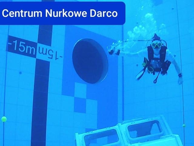 Deepspot w Mszczonowie to najgłębszy basen świata