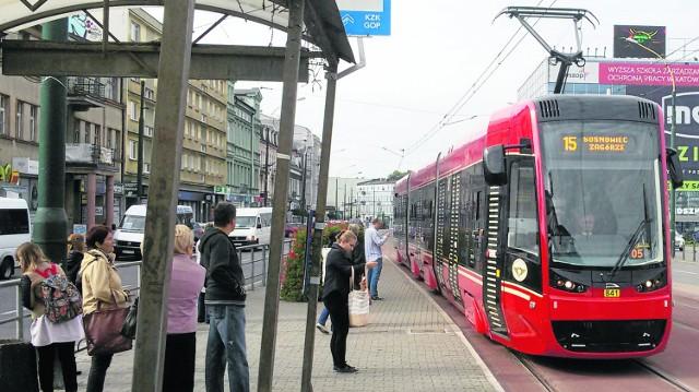 Lina tramwajowa 15 ma szansę na przedłużenie z centrum do centrum Zagórza.