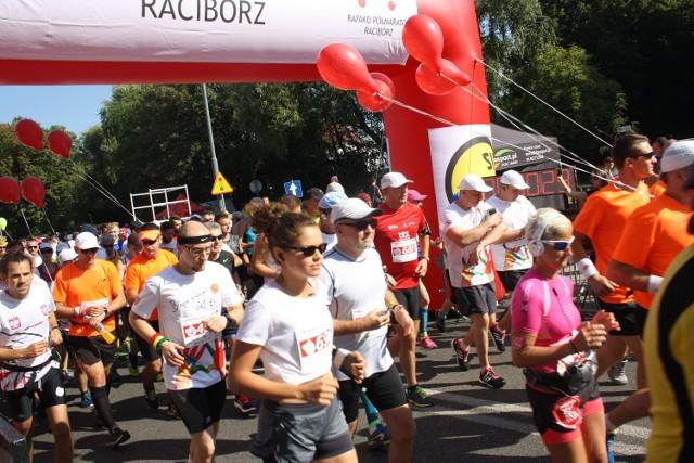 Półmaraton w Raciborzu organizowany jest po raz 2.