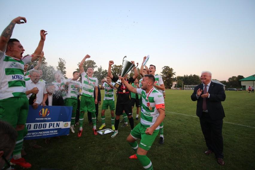 Zbigniew Bartnik (prezes Lubelskiego Związku Piłki Nożnej): Futbol powinien łączyć, a nie dzielić