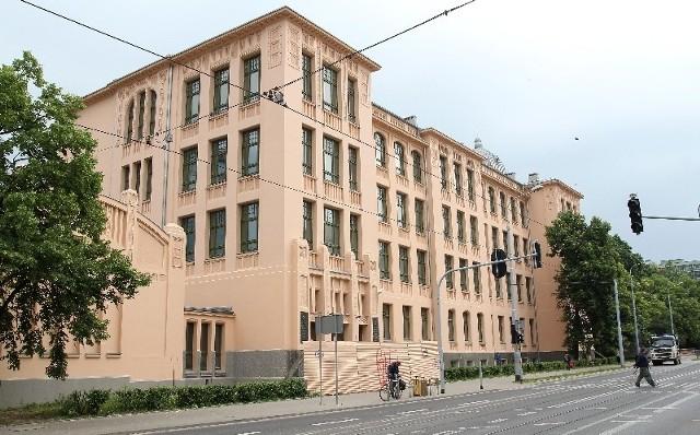 Rektorat UŁ zostanie przeniesiony do budynku przy ul. Narutowicza 68.