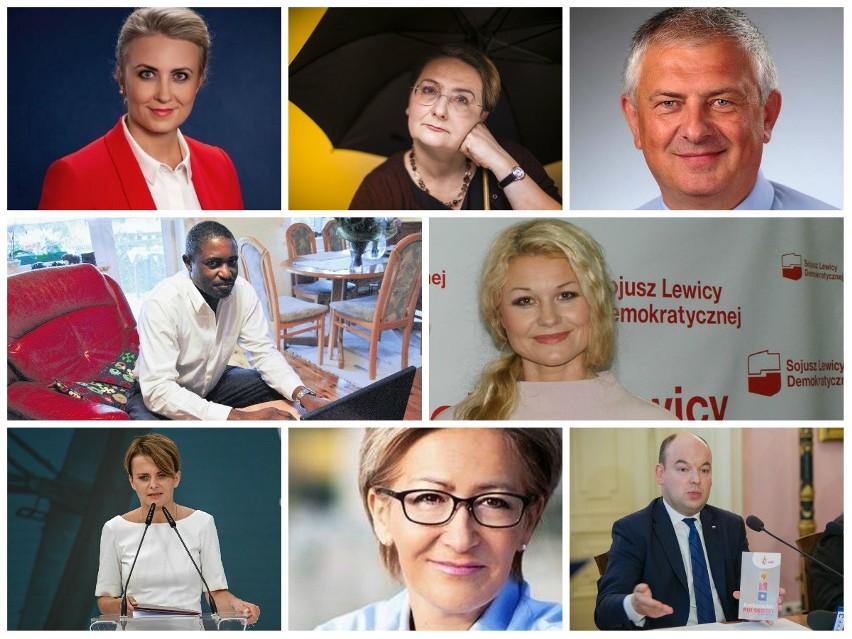 Oto lista posłów, którzy będą reprezentować Wielkopolskę w...