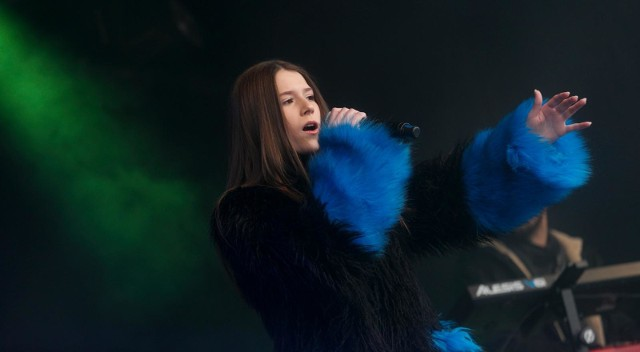 Roksana Węgiel będzie jedną z kilku gwiazd Jarmarku Spichrzowego