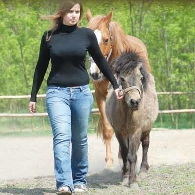 - Chcielibyśmy przekazać konie do adopcji w jak najlepsze ręce - mówi Ewa Mastyk, szefowa fundacji Centaurus