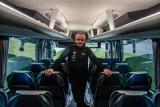 Janusz Markowski, kierowca Lechii Gdańsk: Czuję się częścią drużyny. Jestem na dobre i na złe. Przeżywam mecze razem z piłkarzami